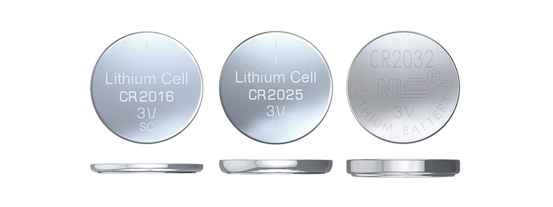 Разница и отличия между батарейками CR2016, CR2025 и CR2032